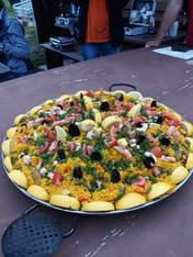 Raimunds Paella in Perfektion